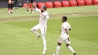 Gol Sergio Ramos di Liga Spanyol Sudah Tembus Dua Digit