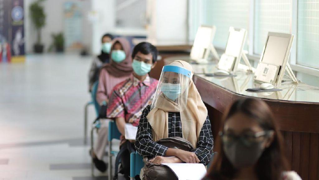 Diikuti 15.307 Peserta, Begini Penerapan Protokol Kesehatan UTBK di UGM
