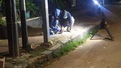 Garis Polisi di Lokasi Ledakan Menteng Dibuka, Lalin Normal Lagi