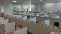 1.870 Peserta Ikut UTBK di ITS, Ada yang Rapid Test Sebelum Ujian
