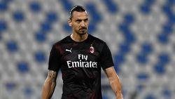 Ibrahimovic: AC Milan Akan Scudetto Jika Saya Gabung Awal Musim
