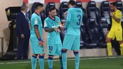 Sulit, tapi Barcelona Tetap Pantang Menyerah Kejar Madrid