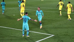 Villarreal Vs Barcelona: Rasa Mantap Trio MSG