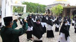 Dilantik Virtual, PNS Kemenag Aceh Diminta Tak Pindah di 10 Tahun Awal Kerja