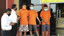 3 Pencuri Modus Pecah Kaca Mobil di Samarinda Dibekuk, 2 Eks Napi Asimilasi