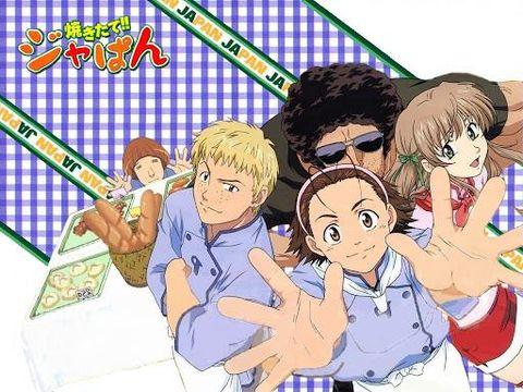 Anime makanan