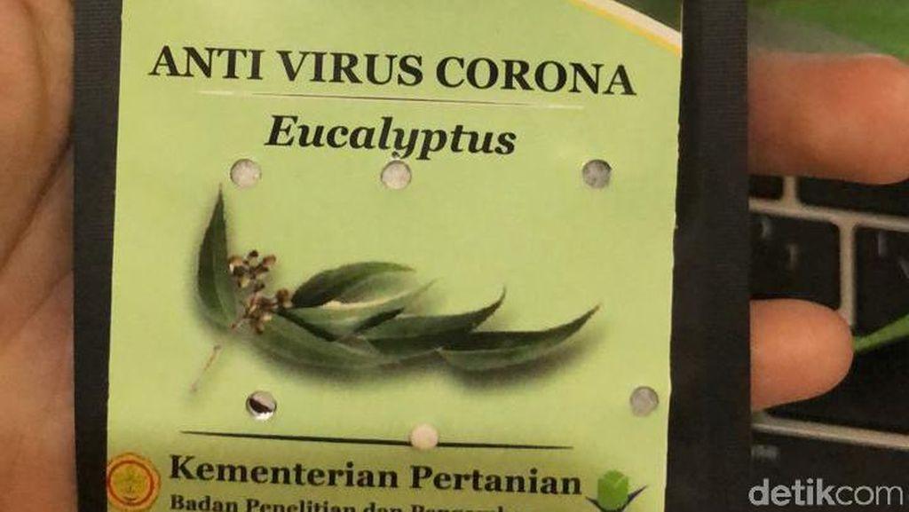 Sempat Viral, Proyek Kalung Anti-Corona Dilanjut?