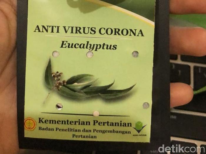Kalung antivirus