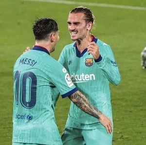 Griezmann Keluhkan Barcelona yang Gonta-ganti Pelatih