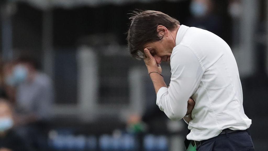 Inter Milan Kalah, Antonio Conte Kurung Pemainnya Satu Jam