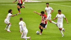 Bilbao Vs Madrid: Muniain Cibir VAR dan El Real