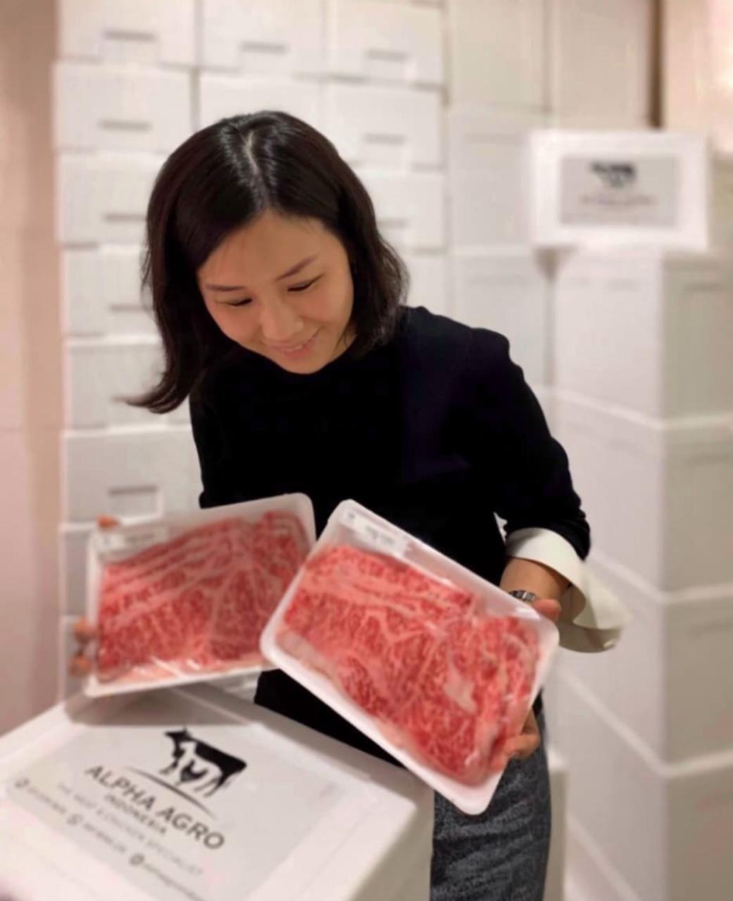 Bisnis kuliner Veronica Tan