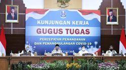 Kasus Positif COVID-19 di Jatim Hampir 14 Ribu, Ini Upaya Khofifah