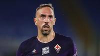 Kerampokan, Franck Ribery Ancam Tinggalkan Fiorentina