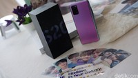 Galaxy S20+ BTS Edition