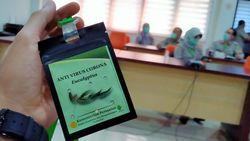 Media AS Soroti Indonesia Soal Kalung Corona hingga Pakar Gadungan
