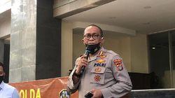 Labfor Polri Teliti Bahan Peledak di Lokasi Ledakan di Menteng