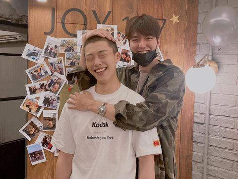 Lee Min Ho dan Woo Do Hwan