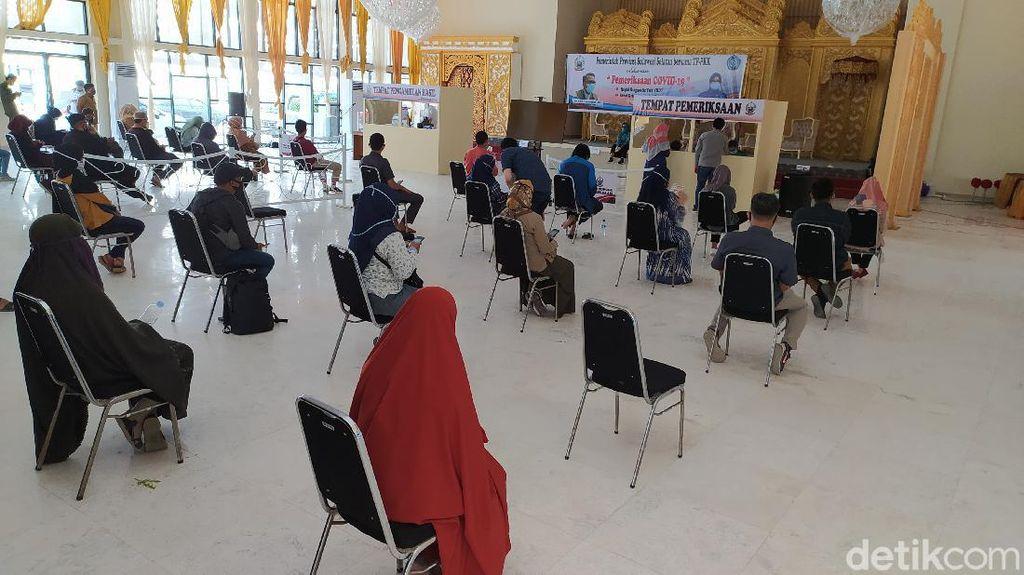 Rapid Test Gratis bagi Warga di Makassar yang Akan ke Luar Kota, Ini Lokasinya