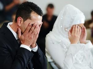 Doa untuk Orang Menikah Sakinah Mawadah Warohmah Arab, Latin, dan Artinya