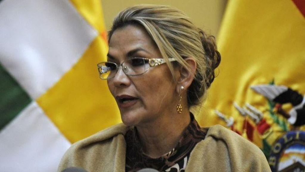 Menkes Bolivia Maria Eidy Roca Terinfeksi Virus Corona