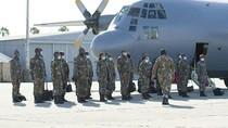 Corona Menggila di Afrika Selatan, Pasukan Medis Militer Dikerahkan