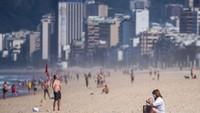 Pantai di Brasil Ini Takkan Buka Lagi Sampai Ada Vaksin Corona