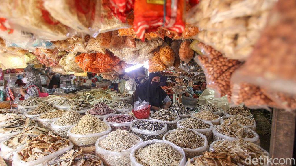 Pascaditutup, Pasar Tempel Pondok Labu Kembali Dibuka