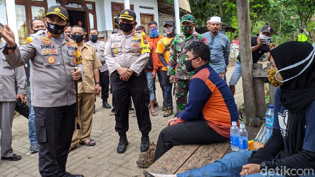 2 Pendaki yang Dikabarkan Hilang di Gunung Penanggungan Ditemukan Selamat