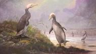 Penguin Purbakala Lebih Tinggi dari Manusia!
