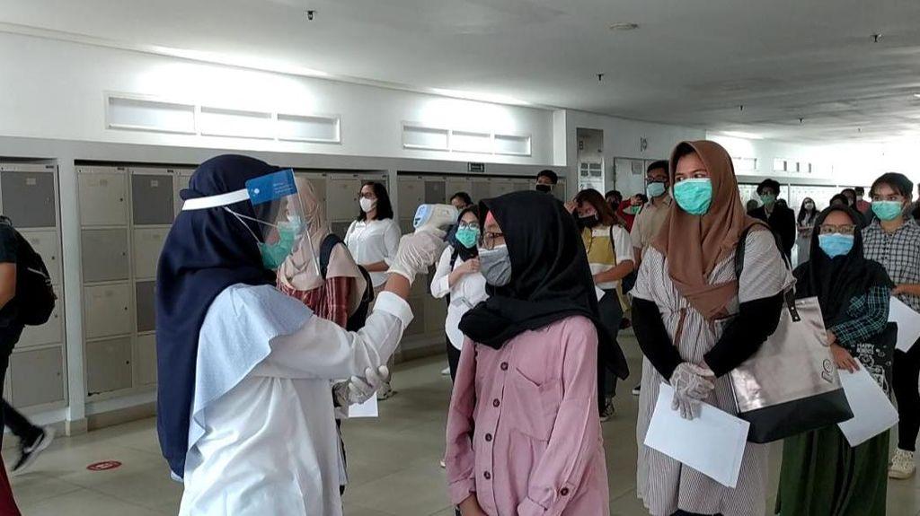 Tak Lolos Tes Kesehatan, 9 Peserta Batal Ikut UTBK di Untidar Hari Ini