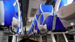 Bus Physical Distancing Made In Jawa Tengah Dibanderol Mulai Rp 550 Juta