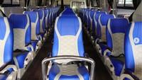 Bus Physical Distancing Buatan Jawa Tengah Punya Formasi Tempat Duduk 1-1-1