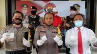 Polres Kendari Tangkap Pengedar Sabu Lintas Provinsi