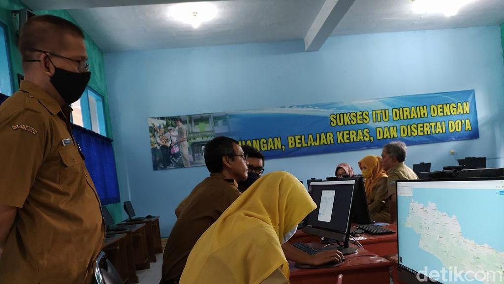 PPDB Online SMP di Ciamis, Masih Ditemukan Salah Koordinat Lokasi