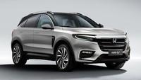 Setuju Enggak Kalau Desain Honda HR-V Terbaru Seperti Ini?