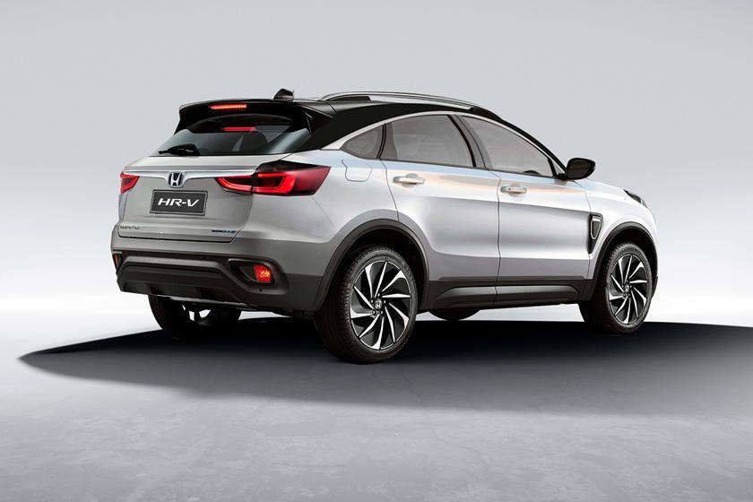 Rendering Honda HR-V 2020 buatan Kleber Silva
