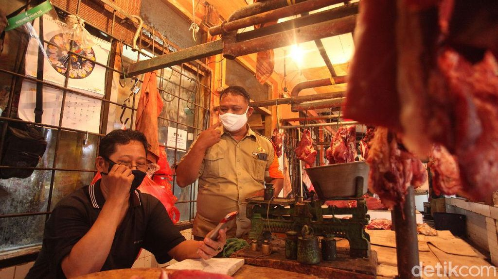 IKAPPI: 321 Pedagang di Jakarta Positif COVID, Tertinggi Se-Indonesia