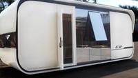 Rumah Mungil Cuma 24 Meter Ini Dijual Rp 724 Juta, Keunikannya Bikin Takjub