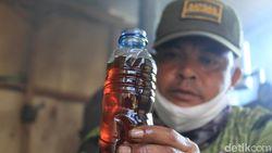 Satgas Sektor 6 Citarum Harum Sulap Sampah Plastik Jadi BBM