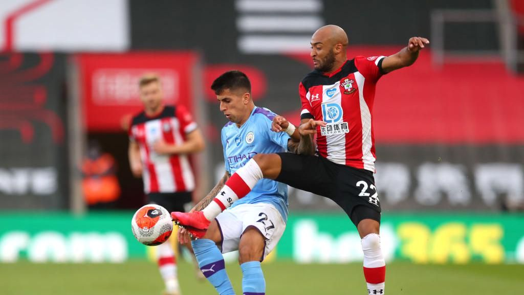 Babak I Southampton Vs Man City: Citizens Tertinggal 0-1