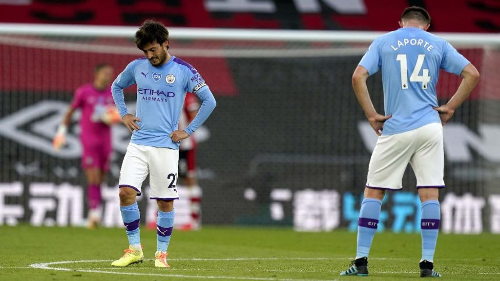 Man City Mesti Setop Bikin Kesalahan untuk Lewati Arsenal dan Real Madrid