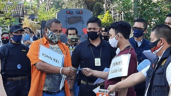 Terungkap, John Kei Beri Rp 10 Juta ke Anak Buah Sebelum Serang Nus Kei