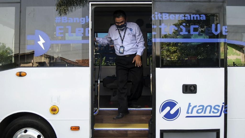 Mantap! 300 Bus Listrik Mulai Mondar-mandir Tahun Depan