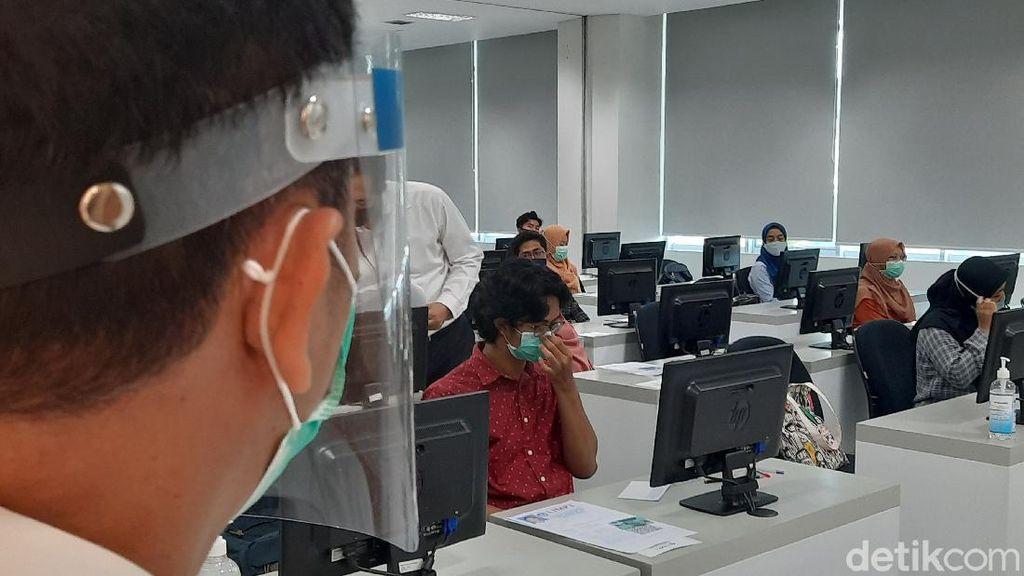 Dear Peserta UTBK, UGM Kini Sediakan Fasilitas Mengurus Surat Kesehatan