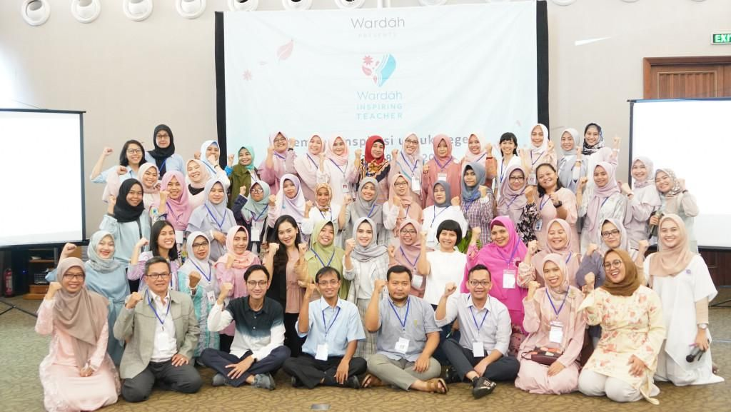 Wardah Inspiring Teacher 2020 Bahas Inovasi Pendidikan New Normal