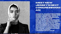 Amani Al Khatahtbeh, Muslim Berhijab Pertama Calon Anggota Kongres AS