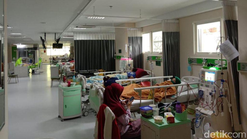 Pasien BPJS Kini Bisa Cuci Darah Berstandar Internasional di RSIS Ahmad Yani