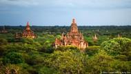 Pariwisata Menurun, Harta Karun Kuil Myanmar Jadi Target Penjarah