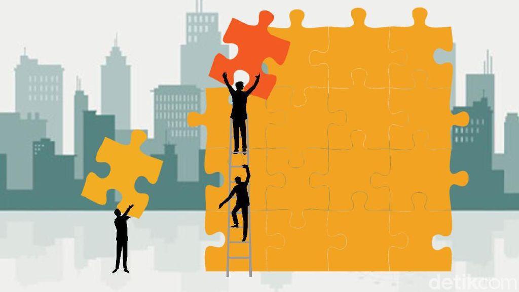 IMFPangkas Proyeksi Ekonomi RI Jadi 3,9%, Apa Kabar Target Pemerintah?